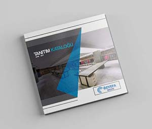 Özvefa Tekstil - Catalog Design